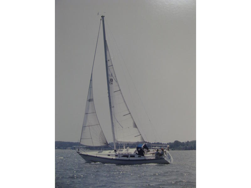 Hunter Marine Hunter 34