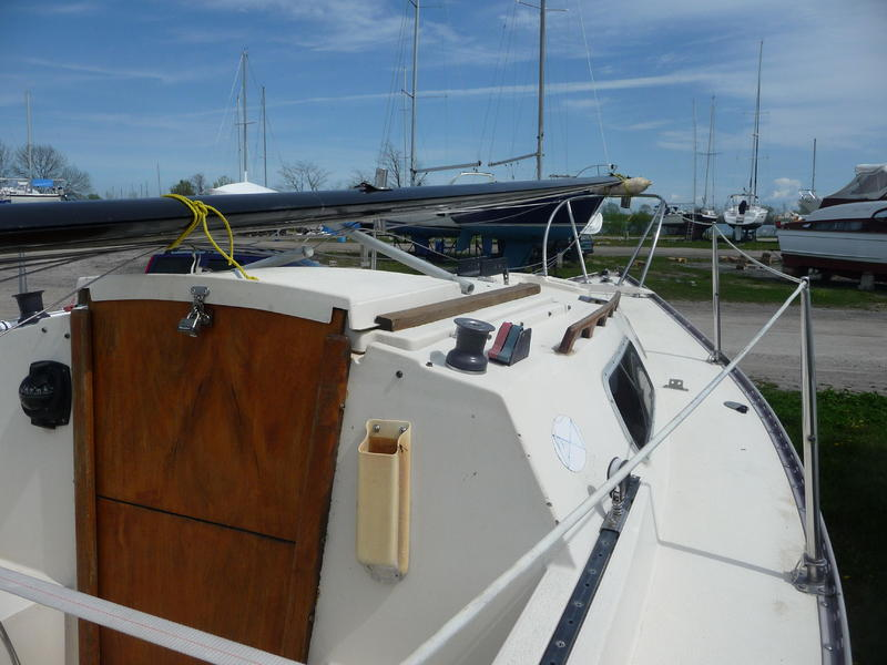 1984 DS Yachts SchwillYachtes DS22