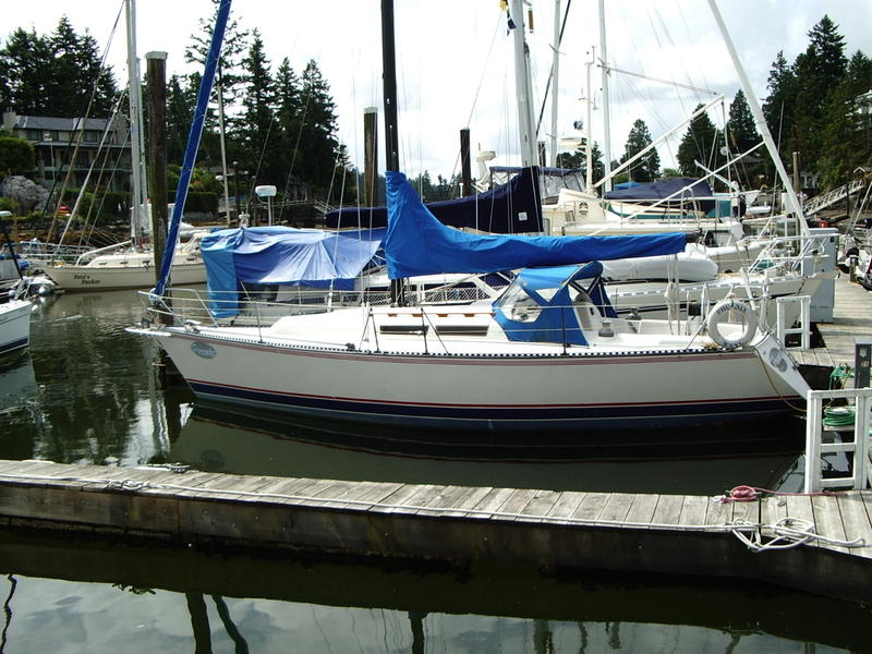 1984 Express Yachting Goman 35
