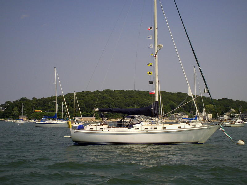 Fort Myers Yacht Brewer 12.8