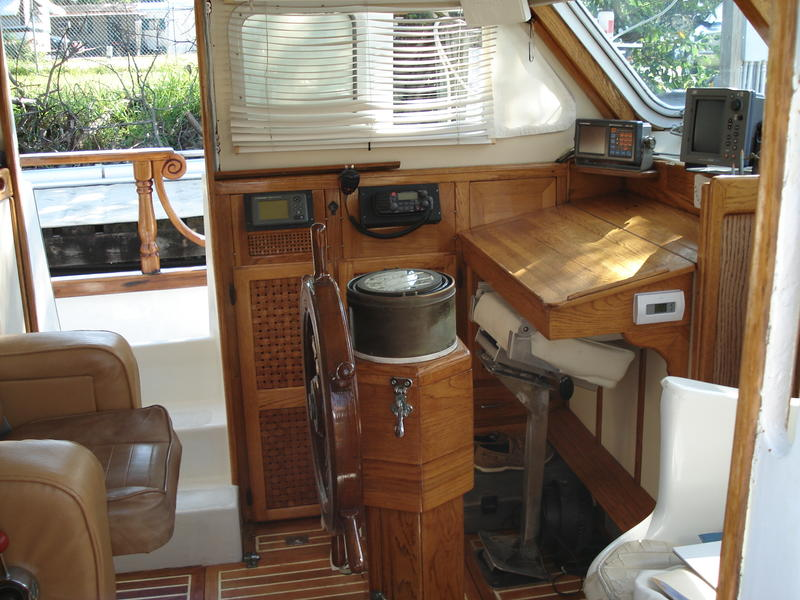 Bruce Roberts Pilothouse