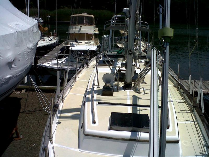 CABO RICO 38 FT CUTTER