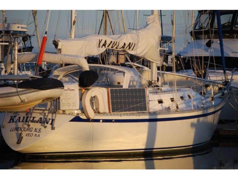 1985 Canadian Sailcraft 36' Traditional