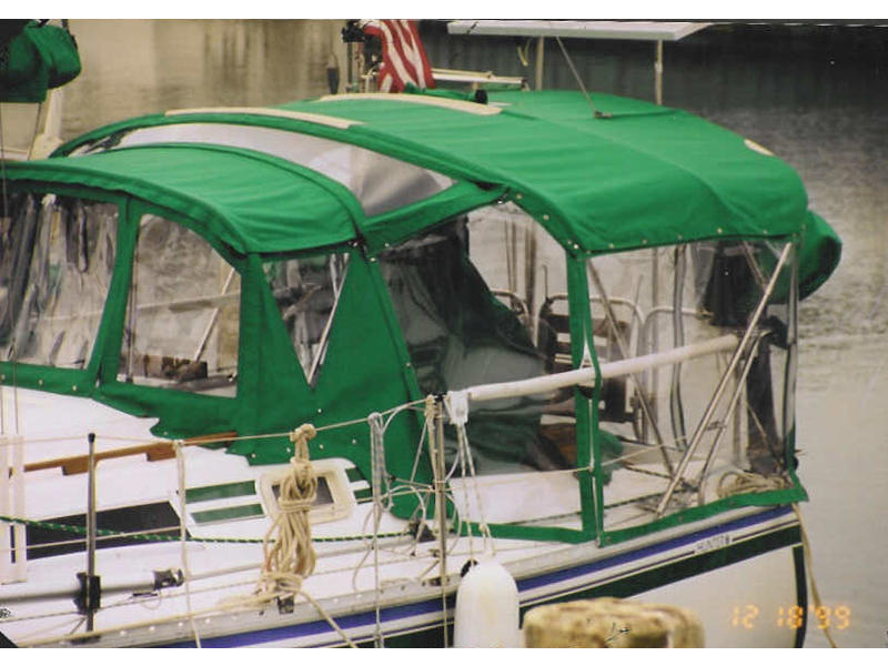 hunter marine 285
