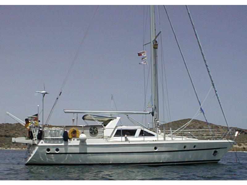 Gallart 13,50 MS  Sloop with cutter