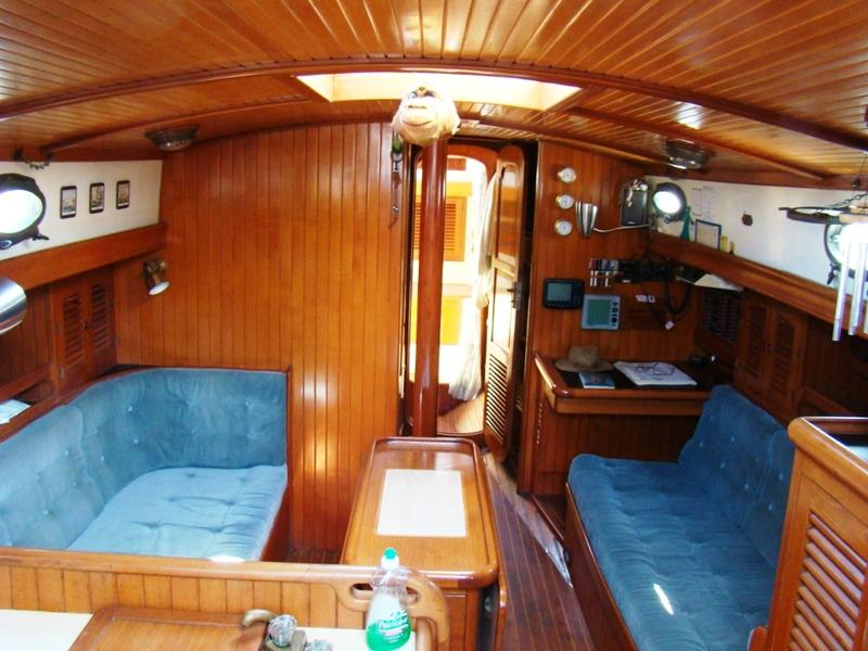 1986 Lord Nelson 35 Cutter Most Sailboats 1986 Lord