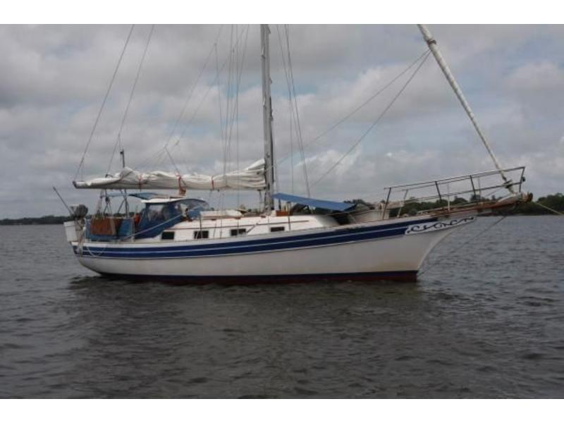1987 Bayfield 32c Sailboats