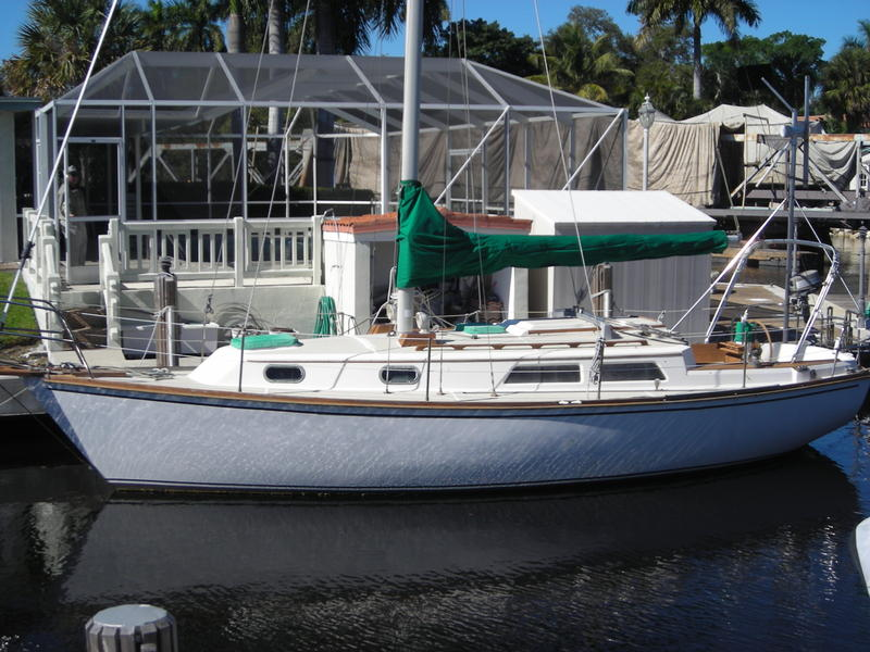 Cape Dory Mark II