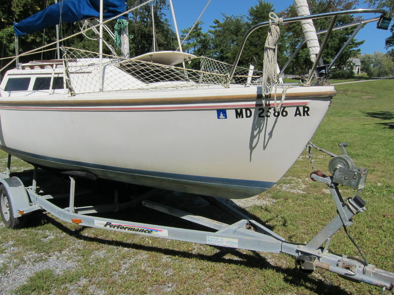 1987 Catalina 22 | Most Sailboats 1987 Catalina 22