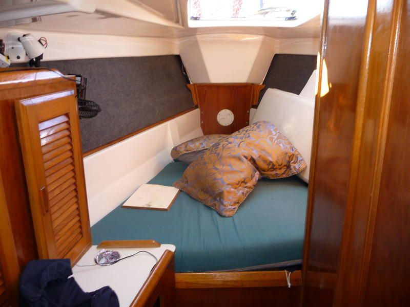 1987 Hunter Legend 40