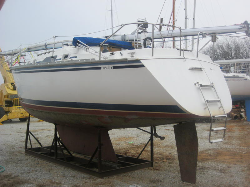 1987 Hunter Sold 31