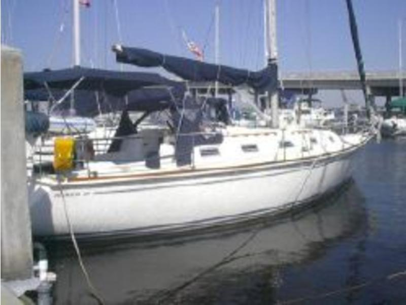 Pearson 39 ft.