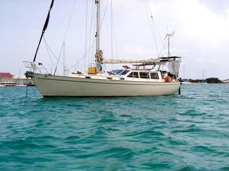 1988 Brewer Three Seas 40