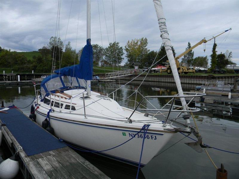 catalina 30 tall rig bowsprit cracked