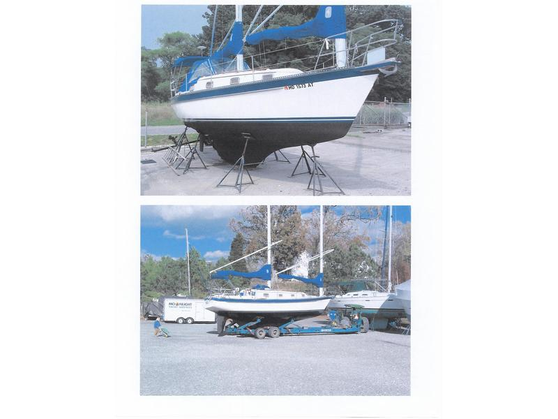 Offshore Yachts Cat Ketch