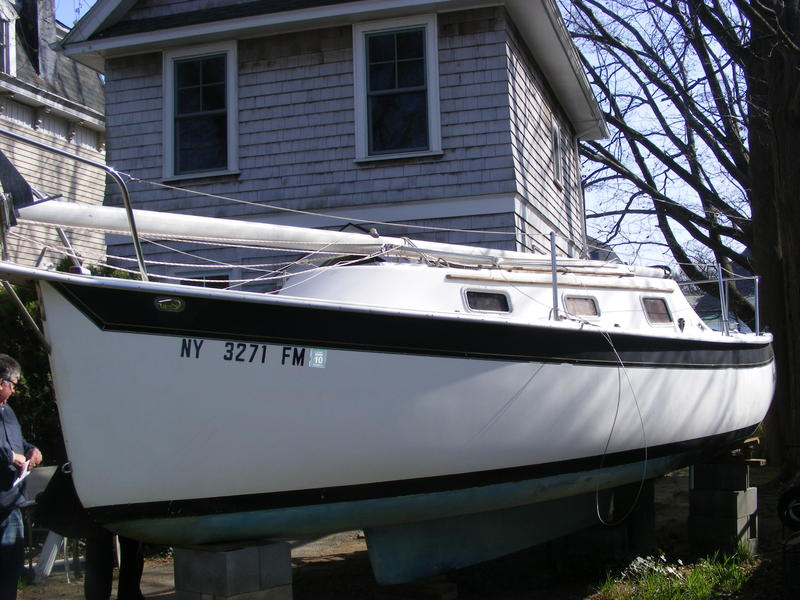 Seaward 22 Sailboat