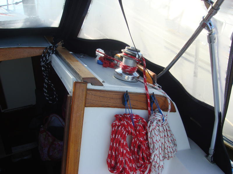 CATALINA 27 Tall Rig Wing Keel