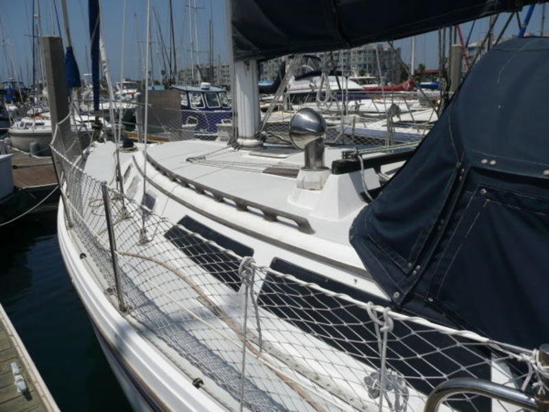Catalina 34 foot set up for blue water