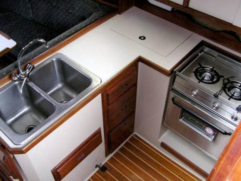 1989 Catalina 34 foot set up for blue water