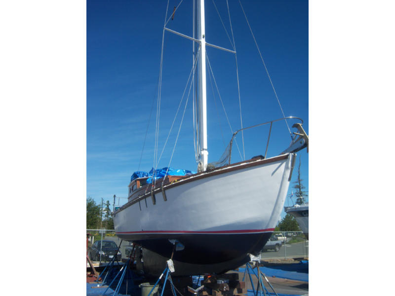 OPEN TO OFFERS Pilothouse  Sloop - Custom Built 1990