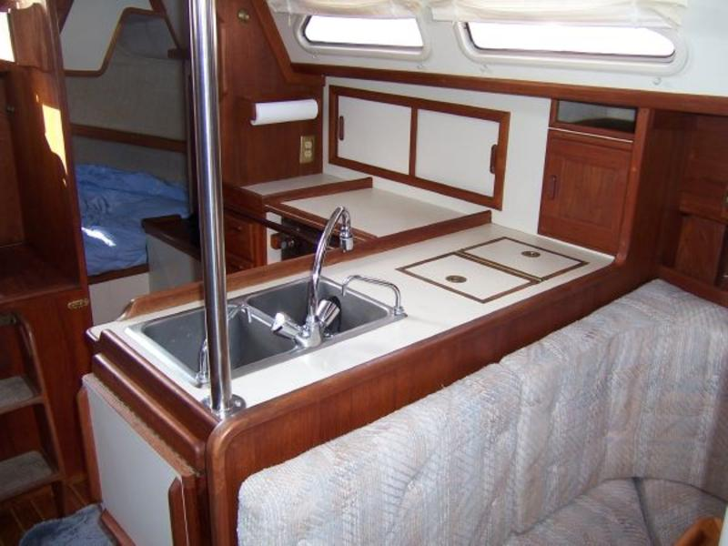 Ericson 200 Built by Pacific SeaCraft