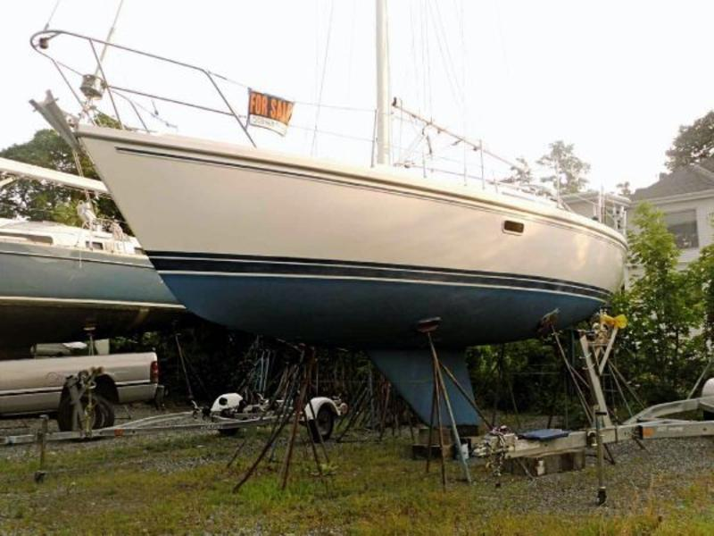 Catalina Sloop