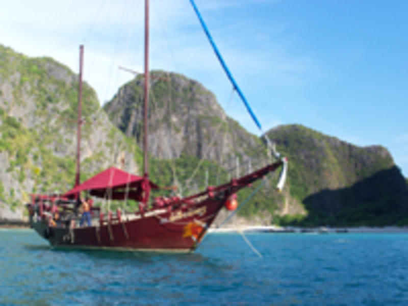 1993  Indonesian Pinisi Ketch