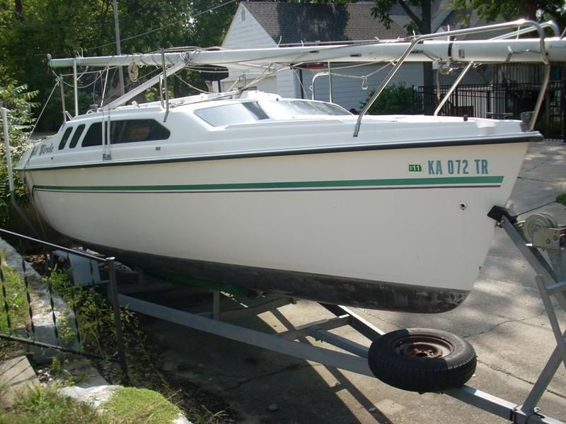 Hunter Marine Hunter 23.5