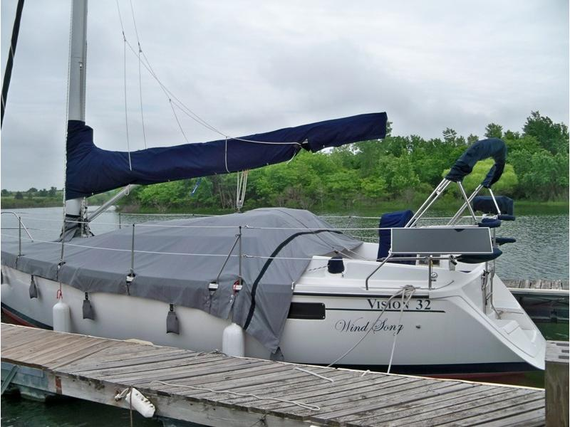 Hunter Vision 32      Now reduced