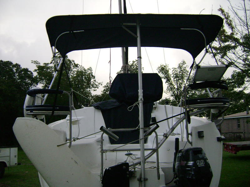 hunter sail trailorable