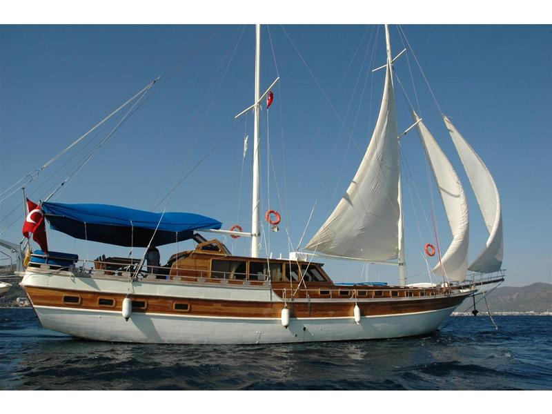 FORRENT 25M CHARTER GULET YACHT 1995