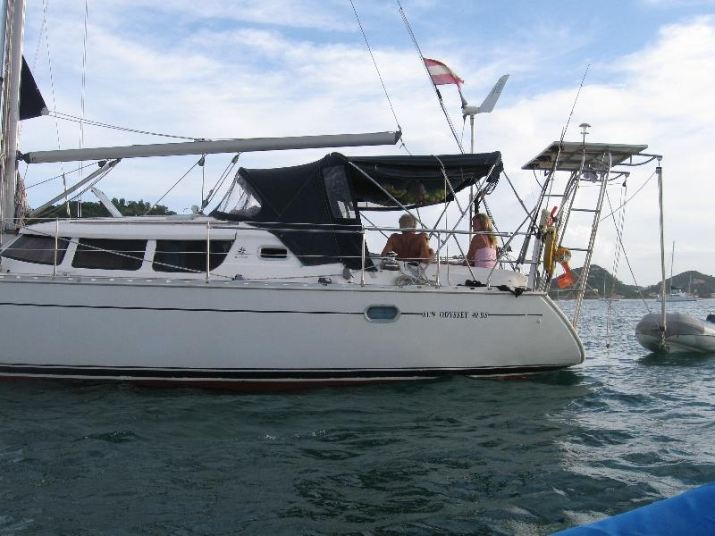 1998 Jeanneau Sun Odyssey 40 DS owner version