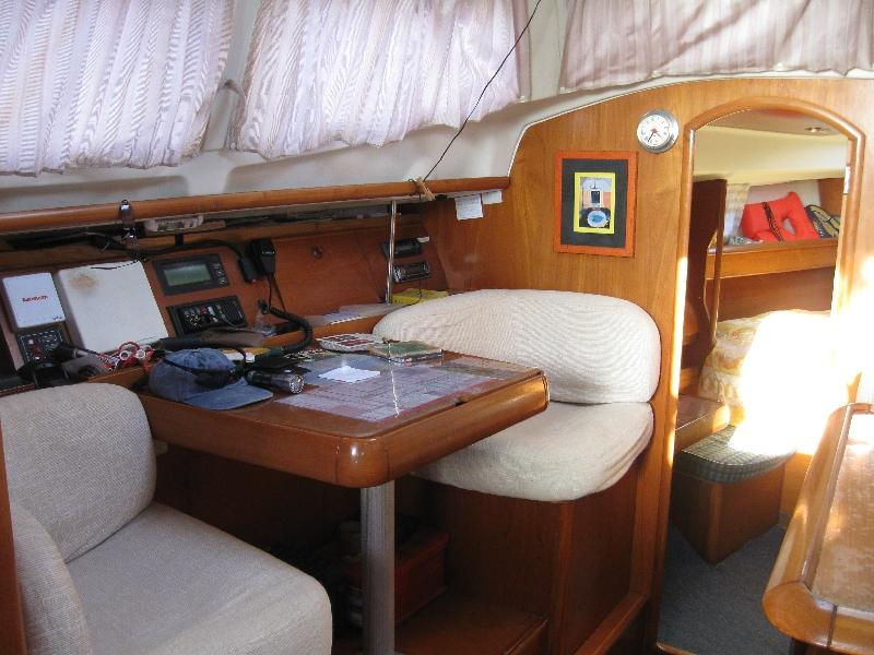 Jeanneau Sun Odyssey 40 DS owner version