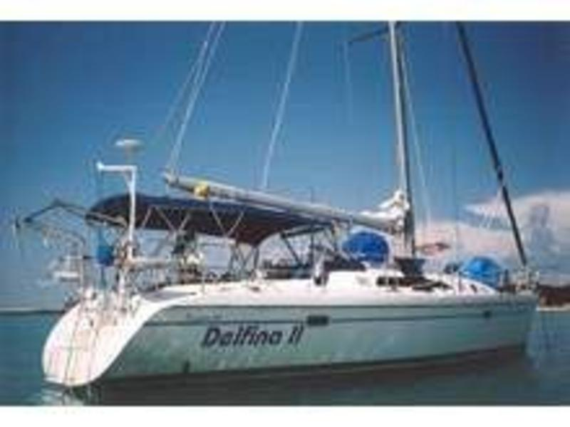Catalina 380 Sloop