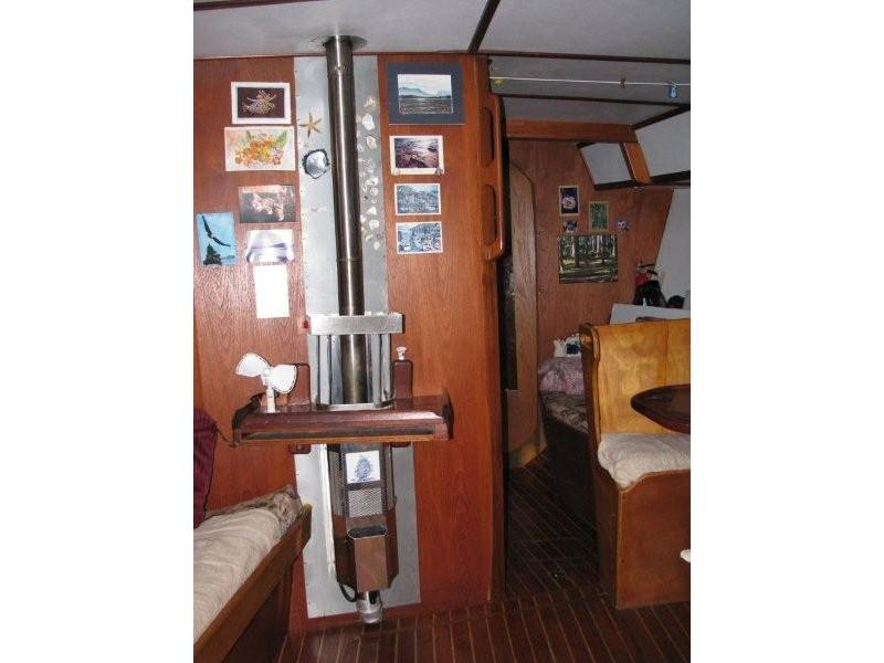 Cruising Yacht Company Vancouver Offshore 44