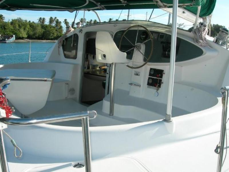 Fountaine Pajot Bahia