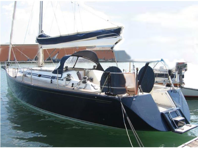 VR Yachts Italy German Frers 47  custom