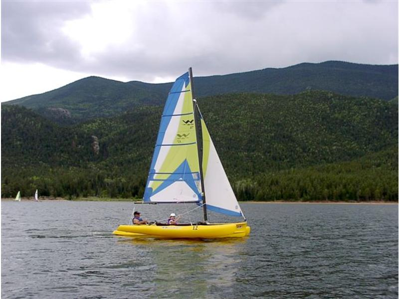WindRider WR-17 Trimaran