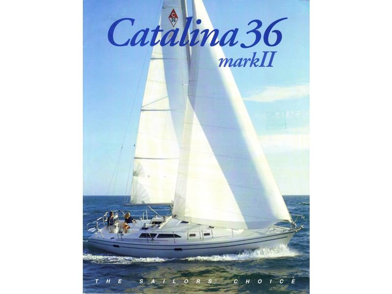 catalina Catalina 39 mark II