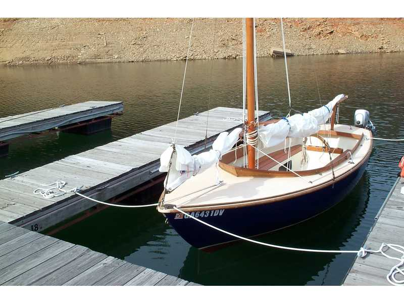 420 Sailboat Planing | Free Boat Plans TOP