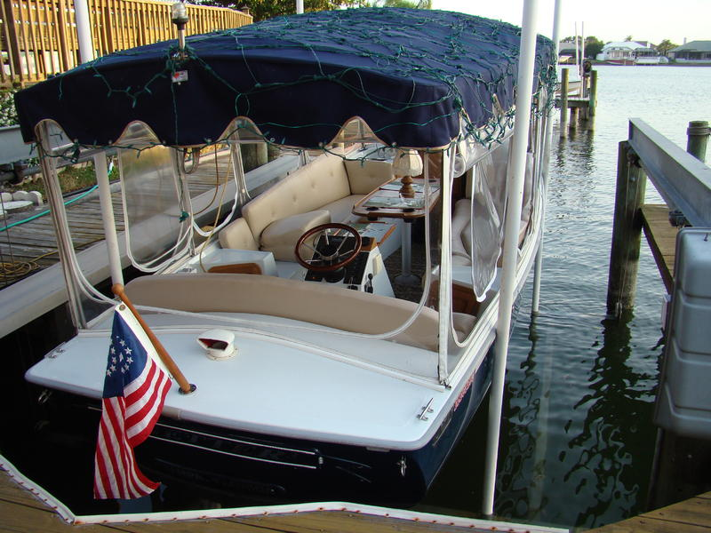Duffy Electric Boats Newporter - Limited Adition