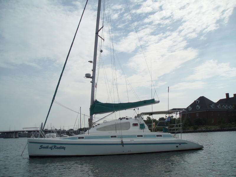 Fortuna Catamaran Island Spirit 400