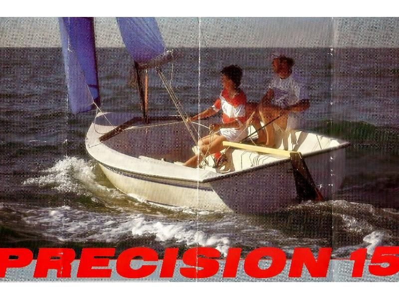 Precision Boat Works Precision 15