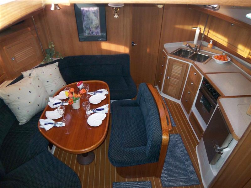 Catalina Mark II  3 Cabin  Centerline