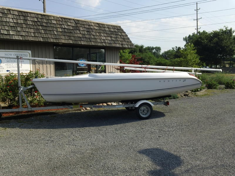Hunter Marine USA 170