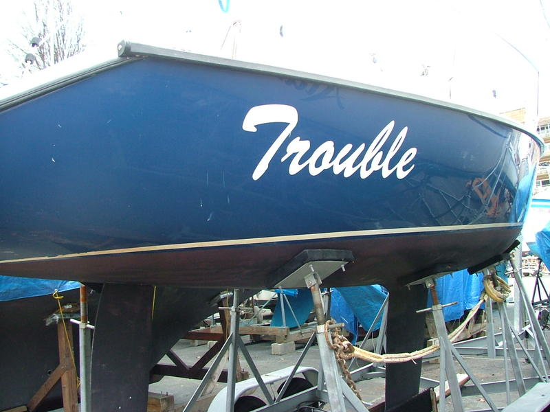 Precision Boatworks Colgate 26