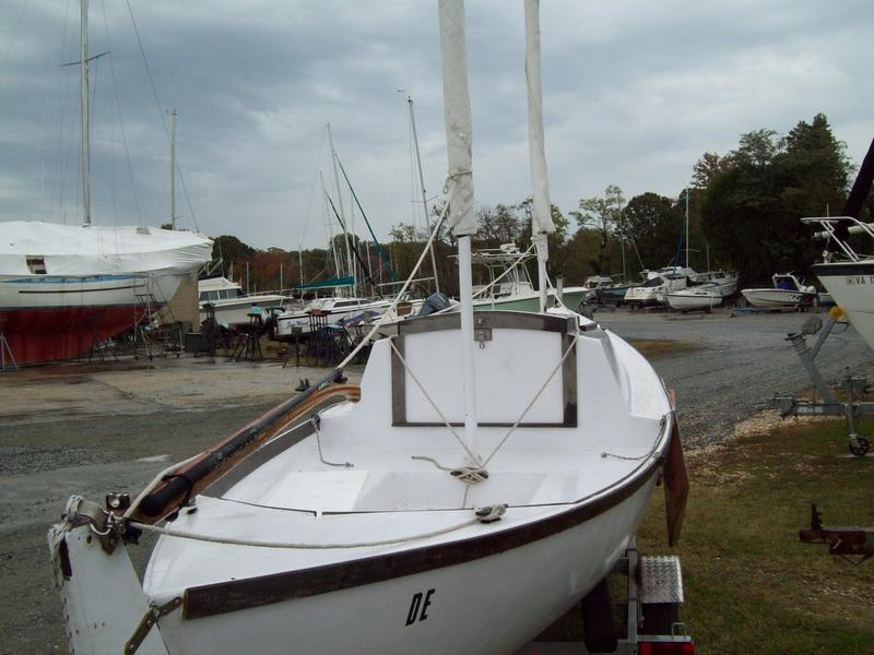 Custom Ketch 22