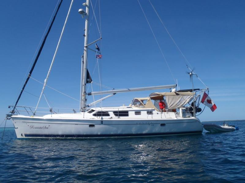 2007 Hunter 44 Ds Most Sailboats 2007 Hunter 44 Ds