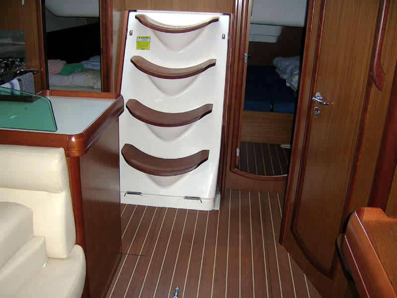 Jeanneau Sun Odyssey 42i - very good condition  - 117.500 Pound Sterling