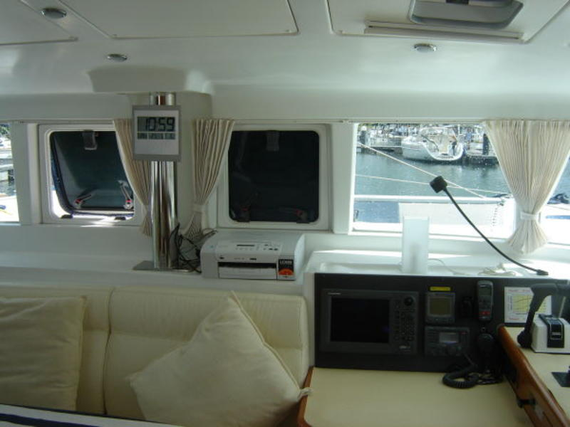 Lagoon Flybridge Catamaran